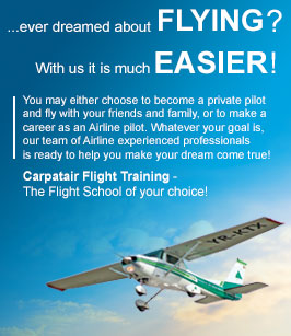 Carpatair Flight Training - www.carpatairflighttraining.com